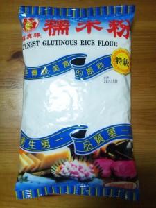 台湾糯米粉