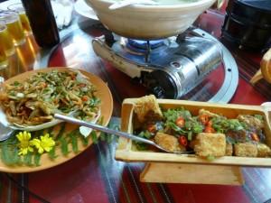 セデック族伝統料理